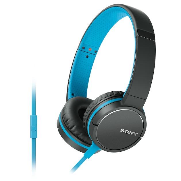 Sony MDR-ZX660AP blauw