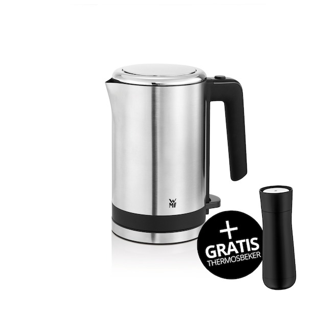 WMF KITCHENminis Coup 0,8 liter zilver