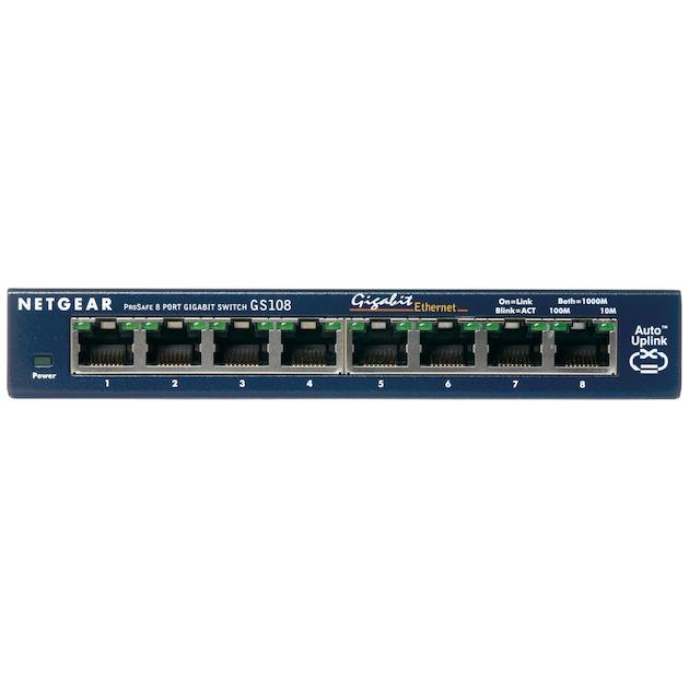 Netgear Prosafe GS108GE