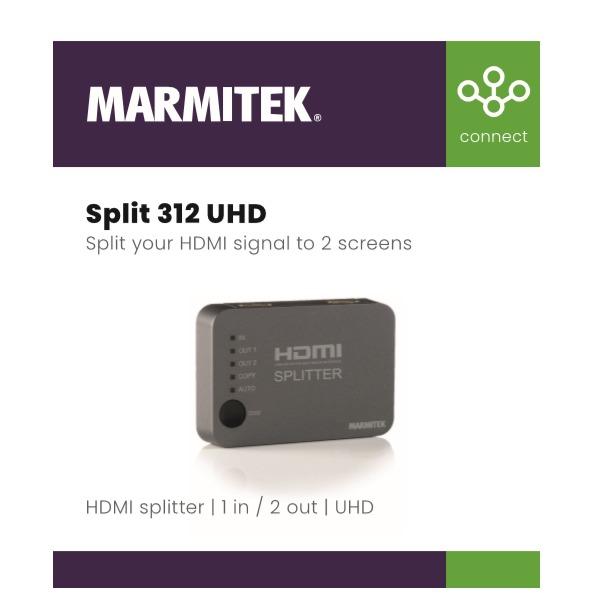 Marmitek SPLIT 312 UHD