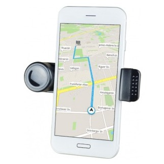 Azuri Universele Smartphone Autohouder tot 3,5inch zwart