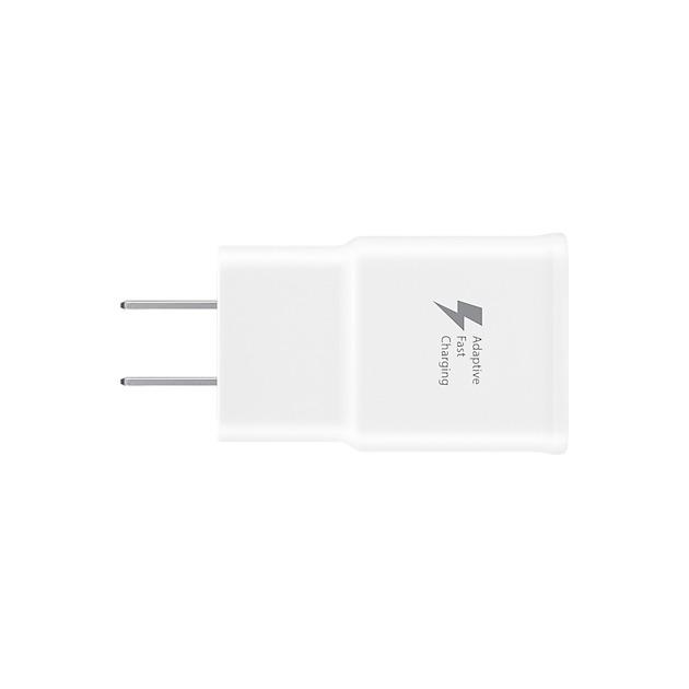 Samsung Snellader + Micro USB-kabel wit