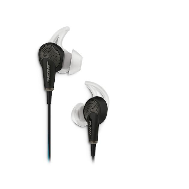 Bose QuietComfort 20 headphone Samsung zwart