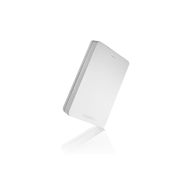 Toshiba Canvio Alu 2TB zilver