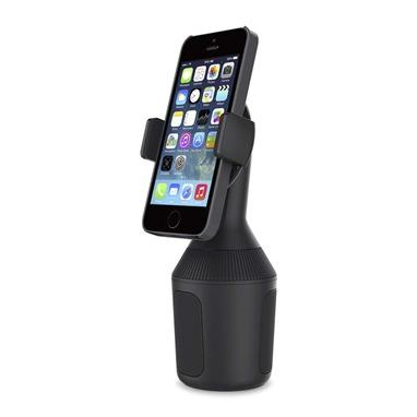 Belkin Universele smartphonehouder (voor bekerhouder) zwart