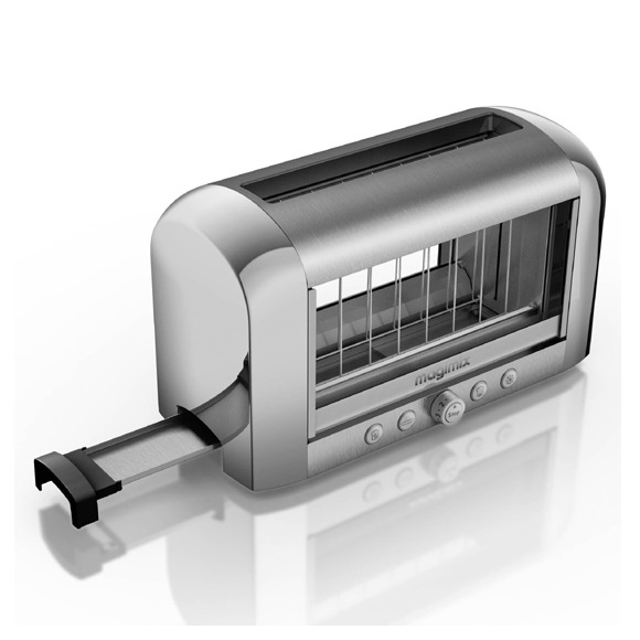 Magimix Vision Toaster 11538 mat chroom
