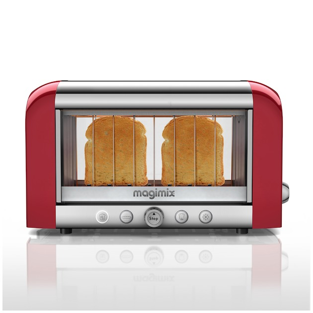 Magimix Vision Toaster 11540 rood