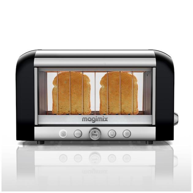 Magimix Vision Toaster 11541 zwart