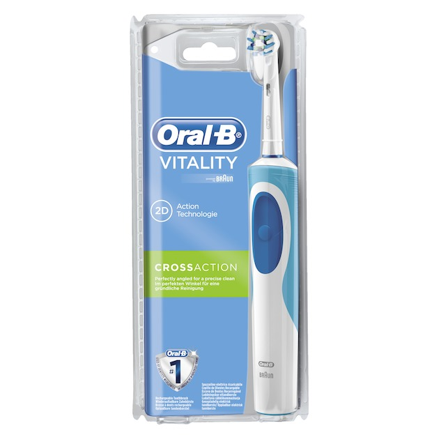 Oral B Vitality Cross Action Basic