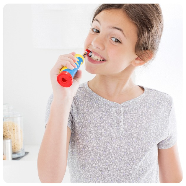 Oral B ORAL-B VITALITY KIDS PRINCESS CLS