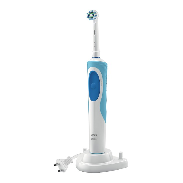 Oral B Vitality Pro Timer Cross Action