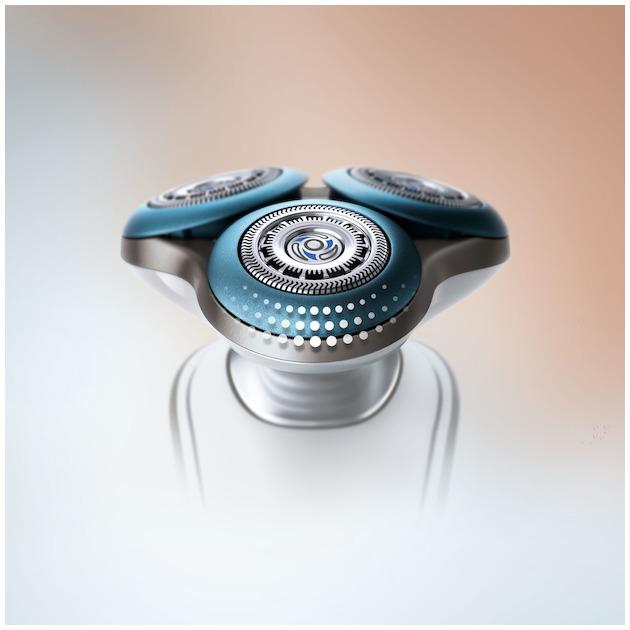 Philips S7310/12 blauw/wit