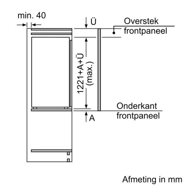 Bosch KIF41AF30