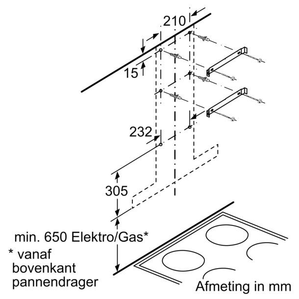 Bosch DWB060D50
