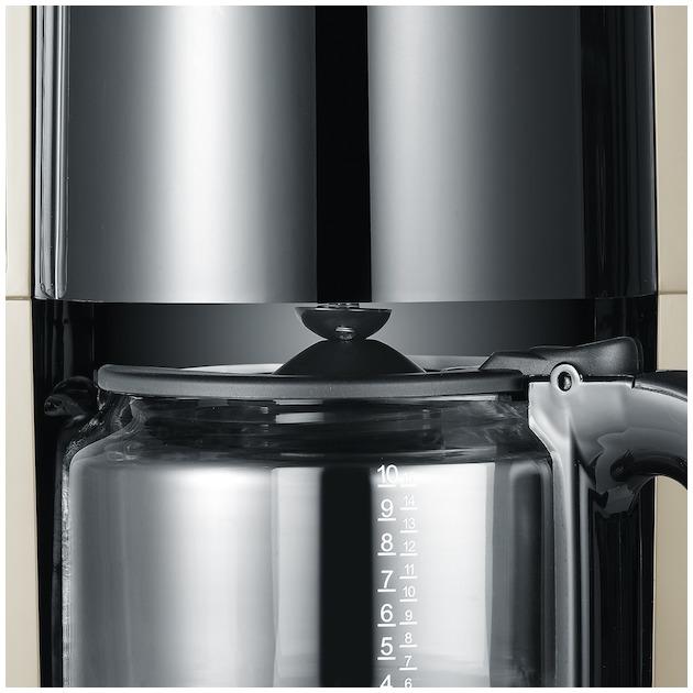 Severin KA4178 zwart/zilver