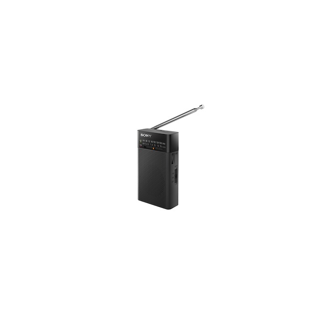Sony ICF-P26 zwart
