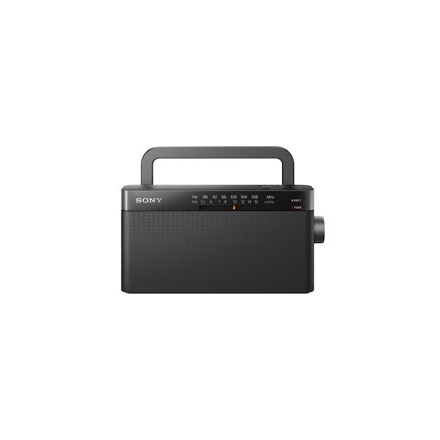 Sony ICF-306 zwart