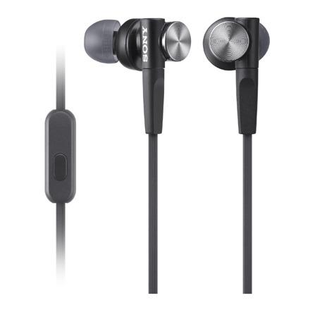 Sony MDR-XB50AP zwart