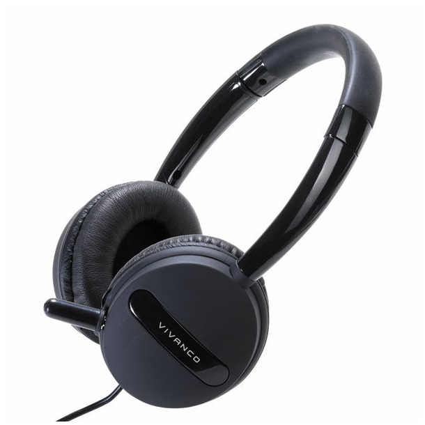 Vivanco Full size USB stereo headset