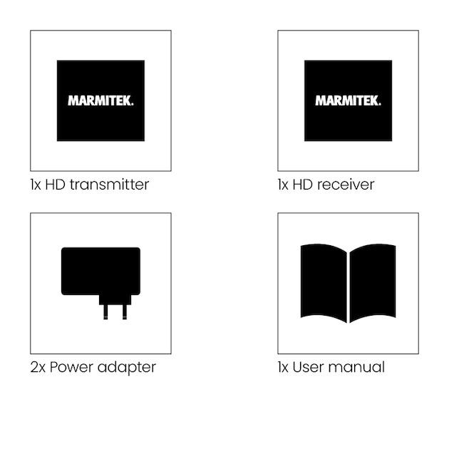 Marmitek MegaView 65