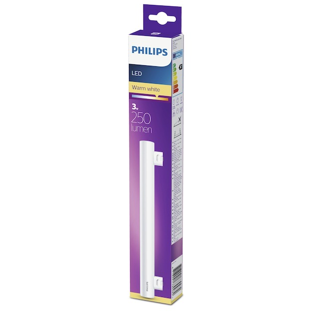 Philips LED buislamp S14S 3W 250Lm 30cm