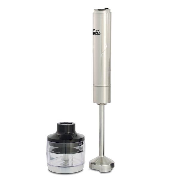 Solis 835 X-Change Mixer Staafmixer - Incl. 4 opzetstukken