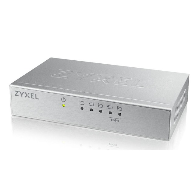 Zyxel externe 5 poorts switch