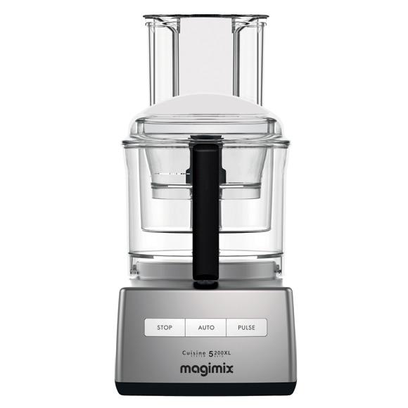 Magimix CS 5200 XL Mat chroom