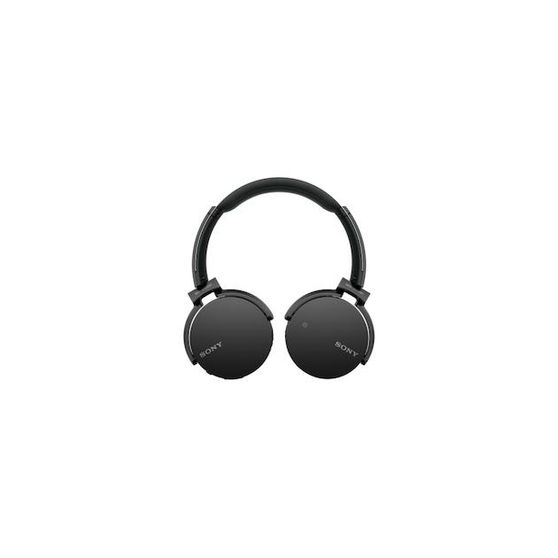 Sony MDR-XB650BT zwart