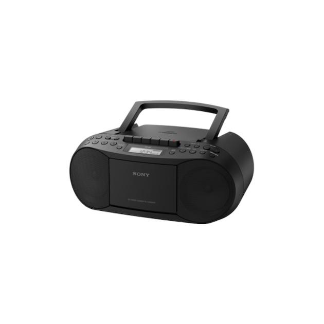 Sony CFD-S70 zwart