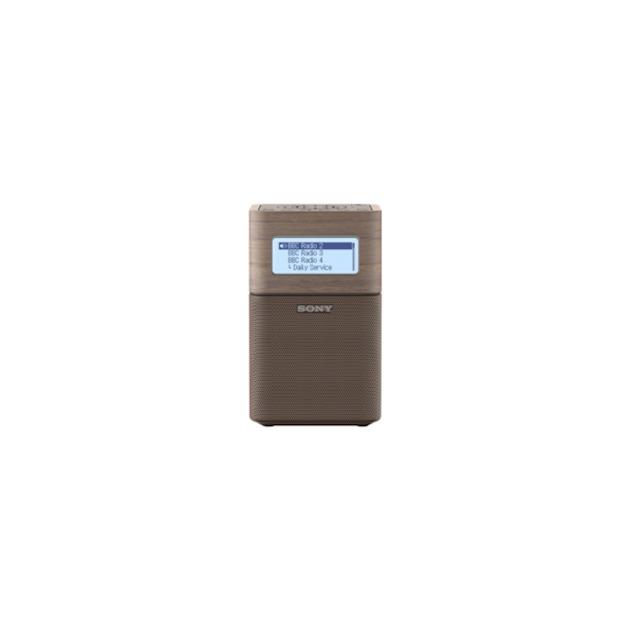 Sony XDR-V1BTD bruin