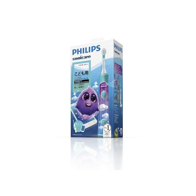 Philips HX6321/03 blauw/paars