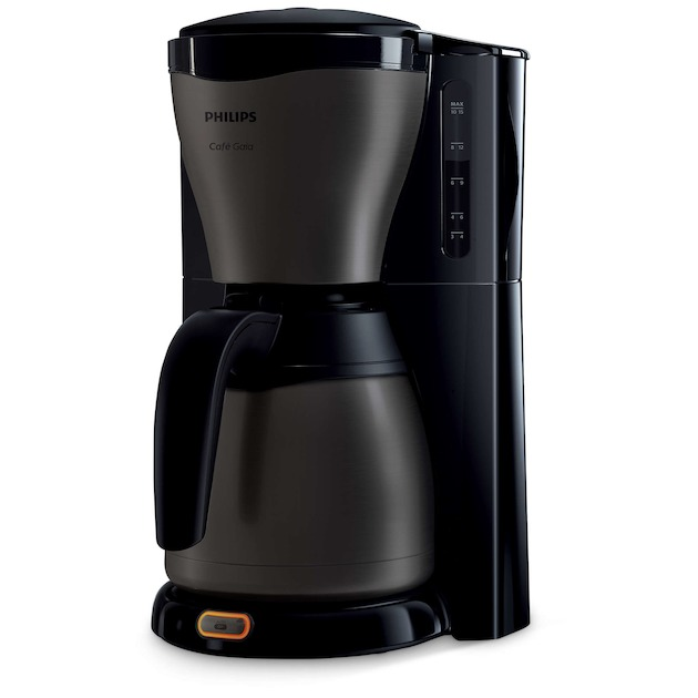 Philips HD7547/80 zwart/titanium