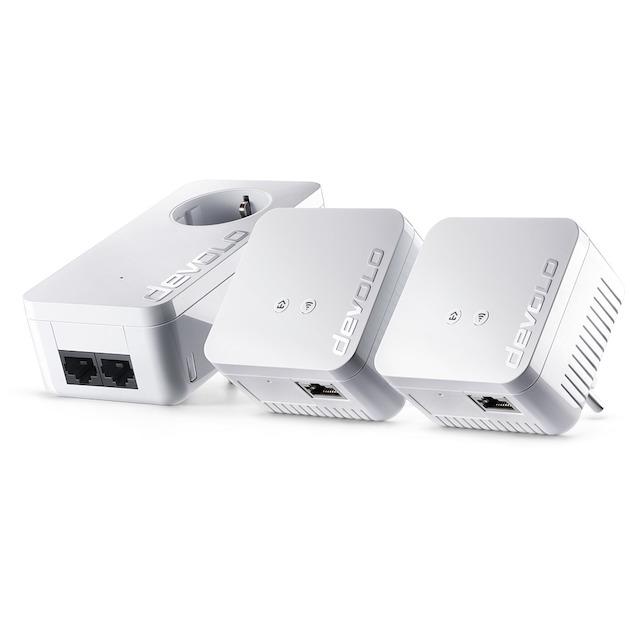 Devolo 550 WiFi Network Kit Powerline