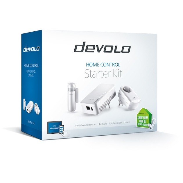 Devolo Home Control Starter Kit wit
