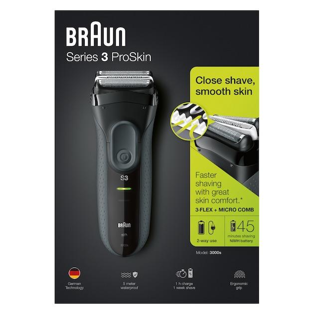 Braun Series 3 - 3000S