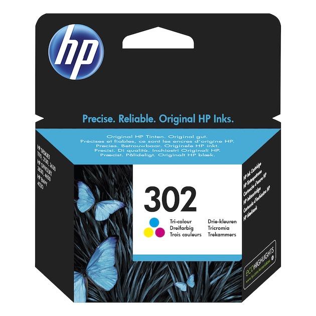 HP 302 Kleur