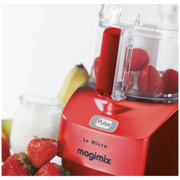 Magimix Micro 18114NL rood