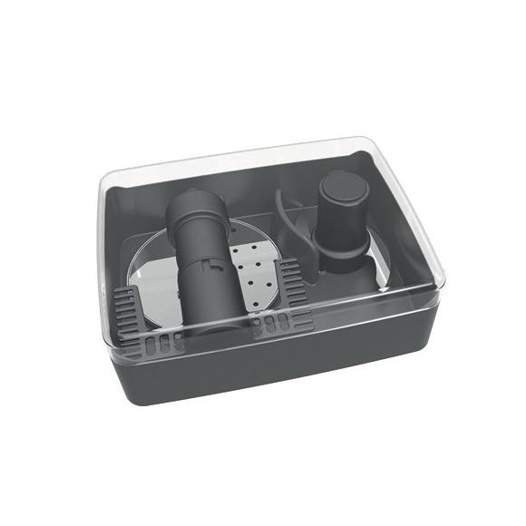 Magimix Mini Plus 18261EB chroom