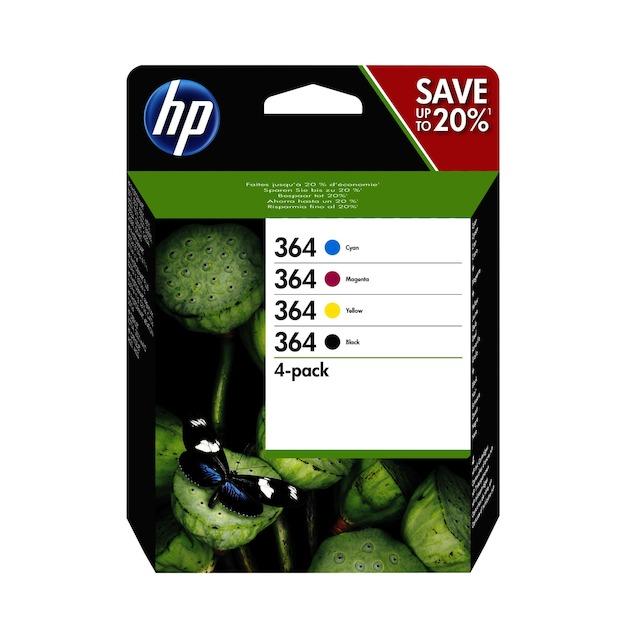 HP 364 Multi-color
