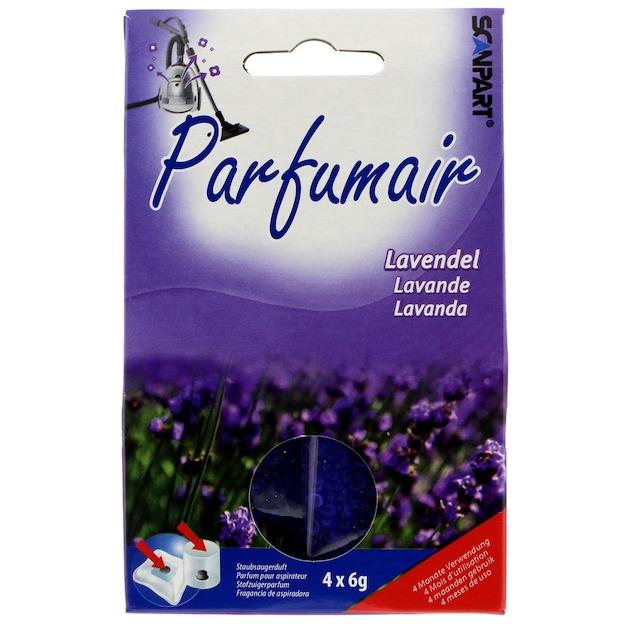 Scanpart Parfumair geurparels lavendel 4x6g