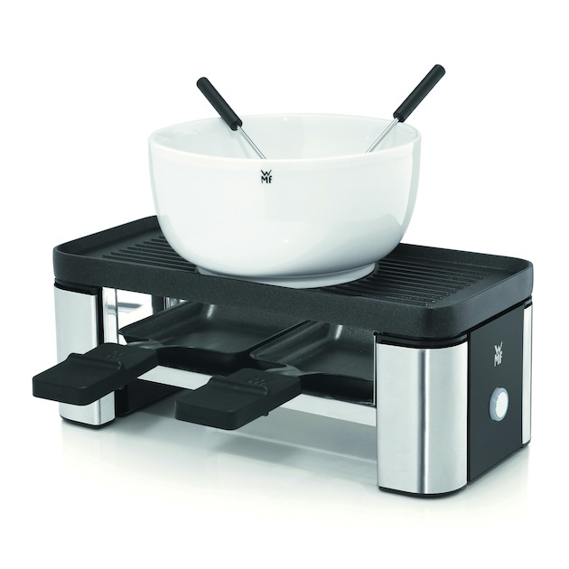 WMF Mini Raclette for 2 zilver