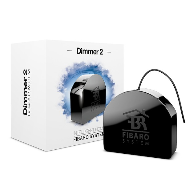 Fibaro Dimmer 2 zwart