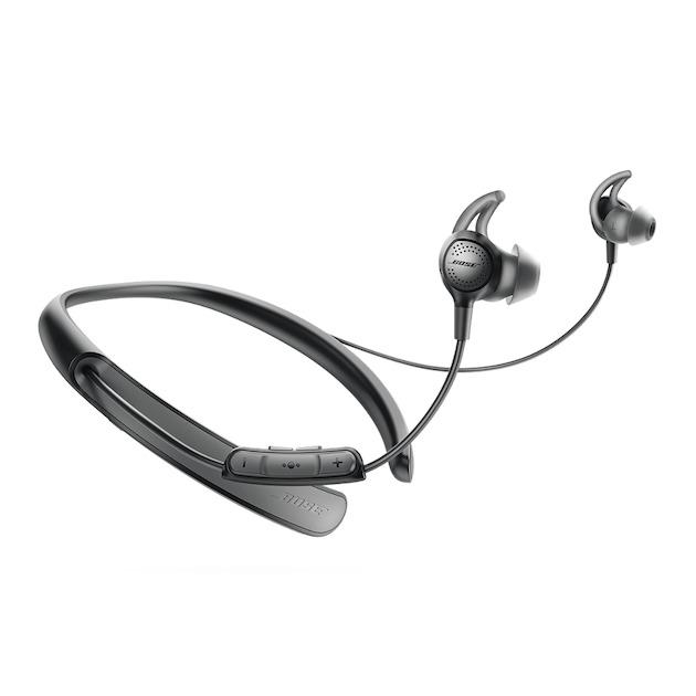 Bose QuietControl 30 wireless hdp  zwart