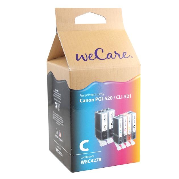 Wecare Canon PGI-520/521 set A6