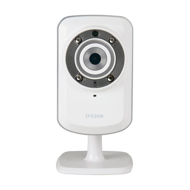 D-Link DCS-932L Draadloze IP-camera