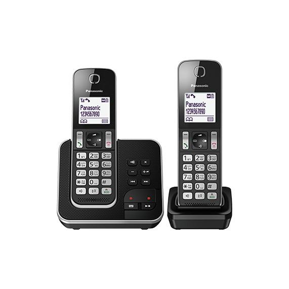 Panasonic KX-TGD322 zwart
