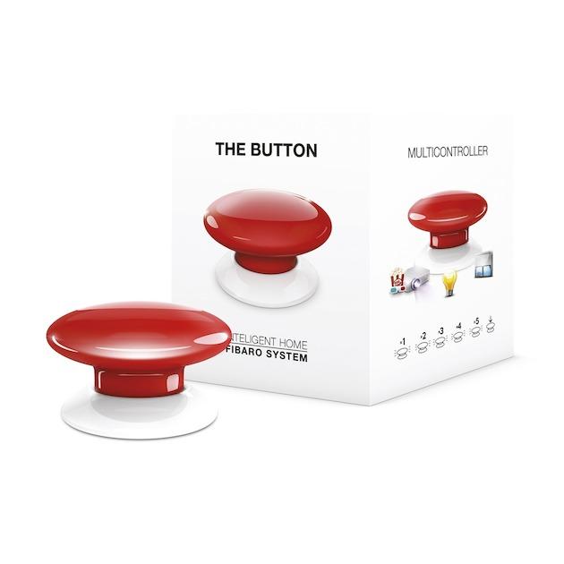 Fibaro The Button rood