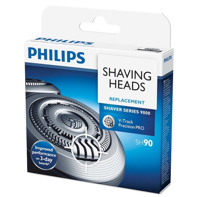 Philips SH90/60 zilver
