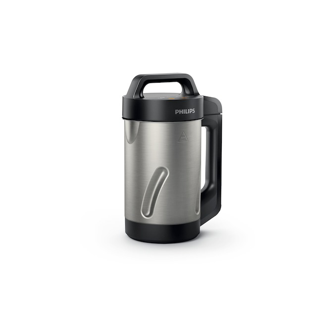 Philips HR2203/80 zwart/zilver